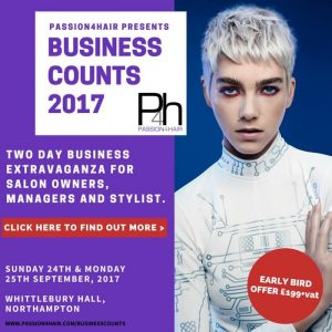 Business Counts 2017 - Early Bird Salon IQ Presenter