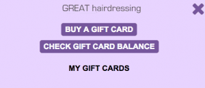 How to add an eGiftCard on Salon iQ