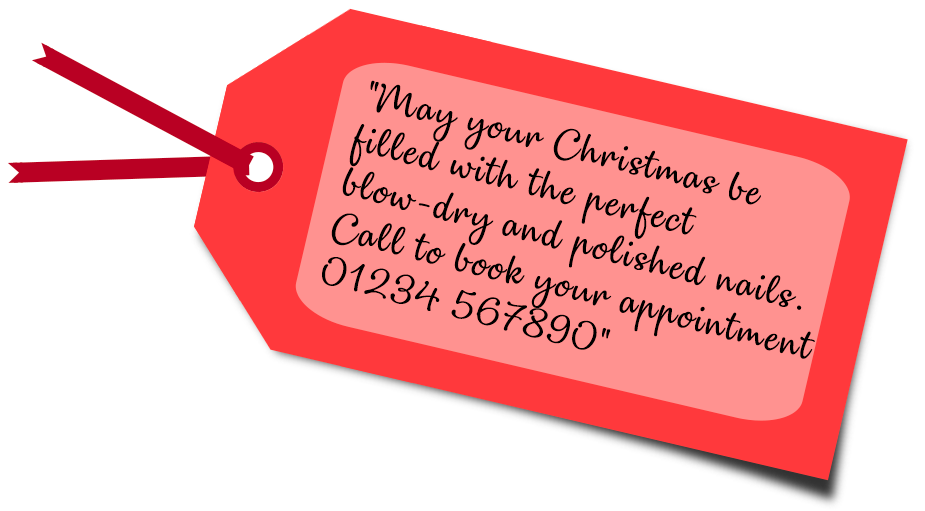 Christmas SMS campaign